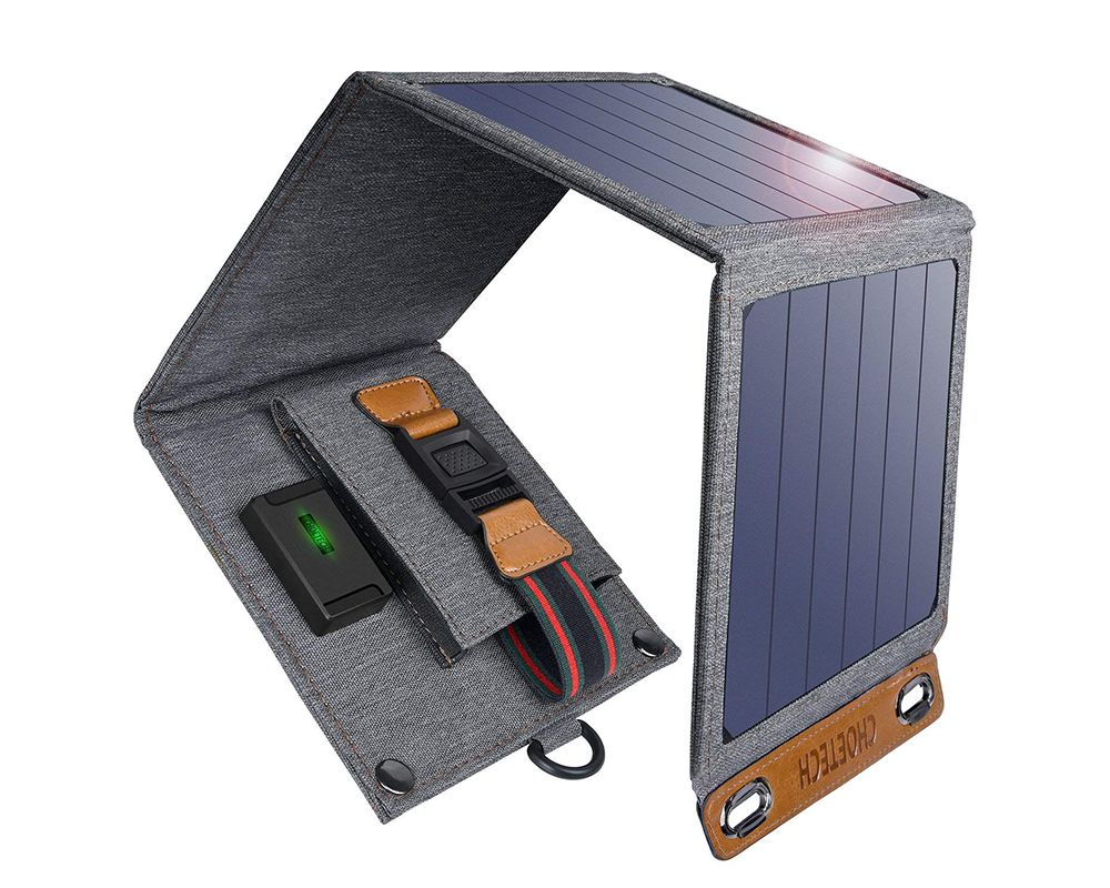 Paneles Solares Portátiles Plegables