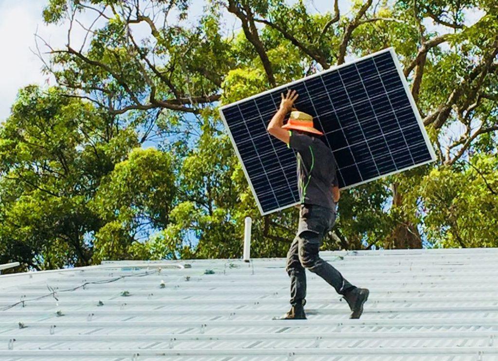 Investiga la categoría o el nicho del negocio por ejemplo instalacion de paneles solares residenciales